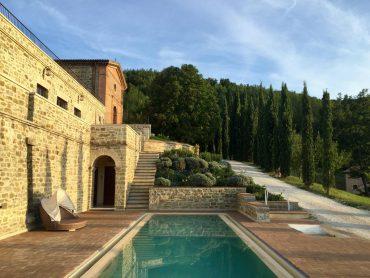 weekend d'autunno autumn break Relais-Monastero-di-san-biagio-dormire-monastero-abbazia-Umbria