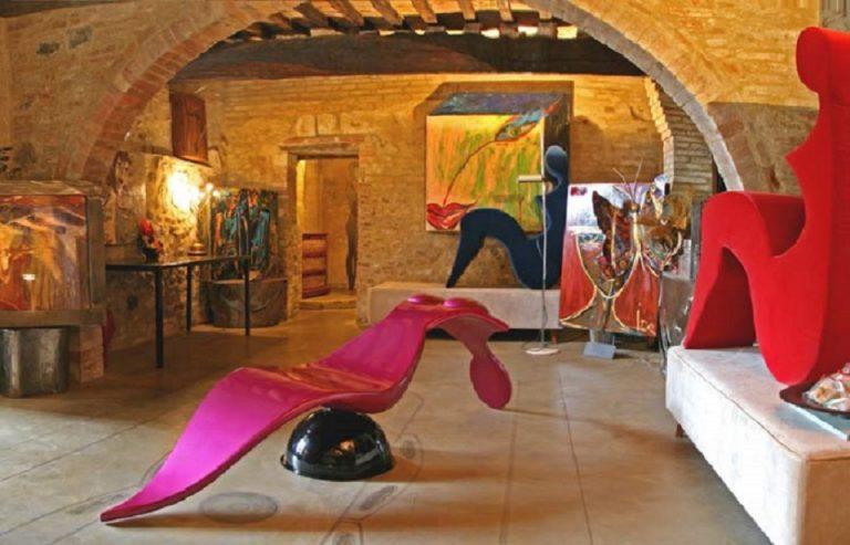 hotel particolari unusual hotels Residenza-d-arte-siena