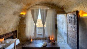 hotel-grotta-Sextantio Le Grotte Della Civita-matera-1