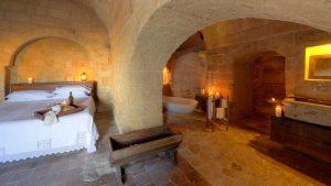 hotel-grotta-Sextantio Le Grotte Della Civita-matera3