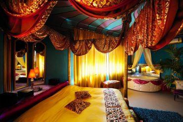 Abalì Gran Sultanato palermo hotel con camere a tema
