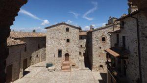 Abbazia Ortodossa di San Martino dormire in abbazia monastero umbria