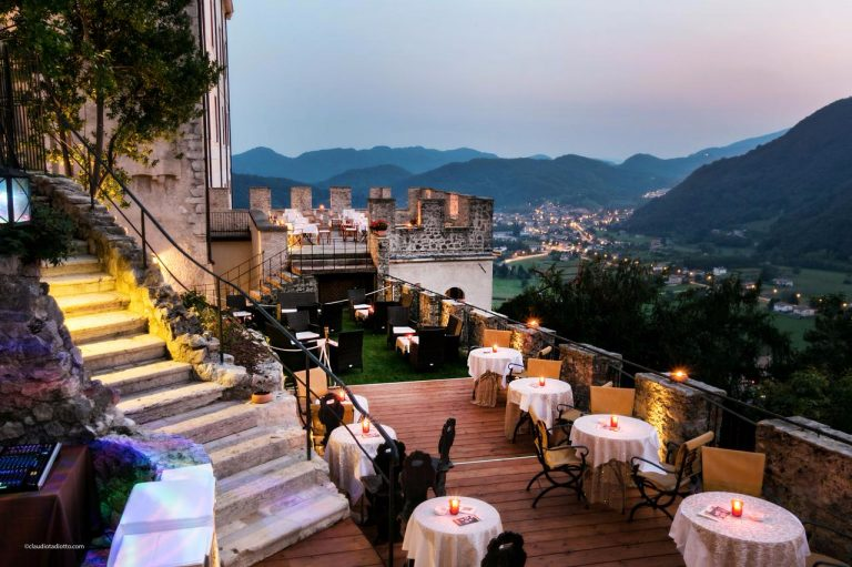 Castel Brando Hotel | Stay in a Castle in Veneto Italy