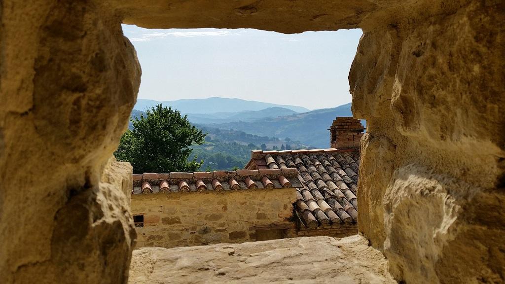 Castello di Giomici | Dormire in un Castello in Umbria