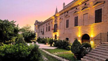 Castello di semivicoli dormire in castello italia