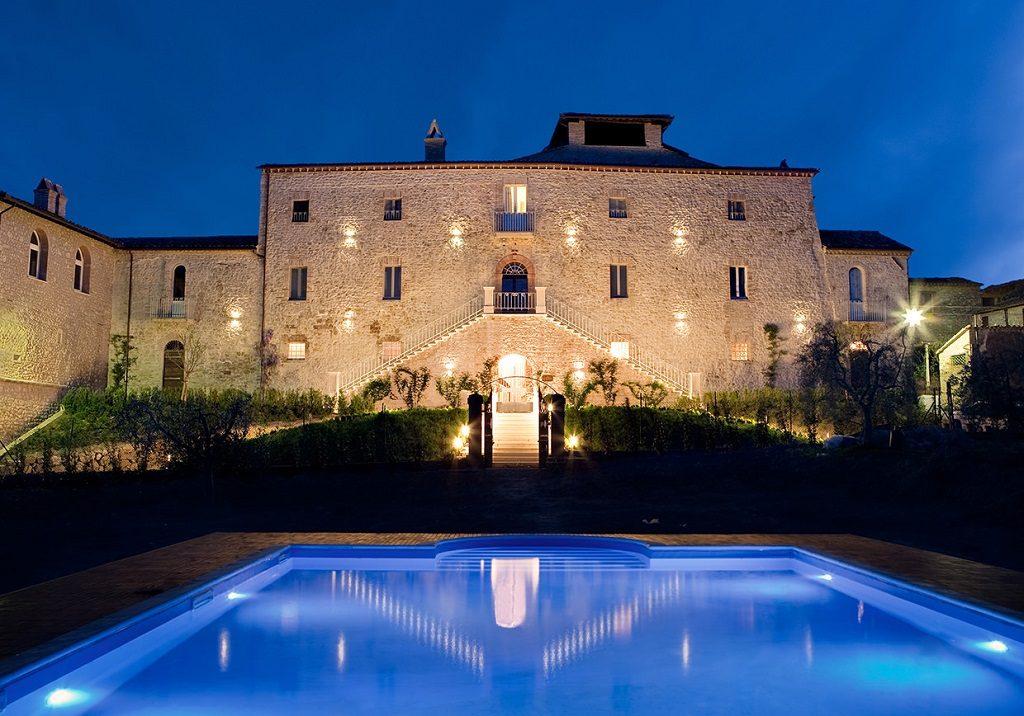 weekend d'autunno autumn break Castello di montignano dormire-castello-italia