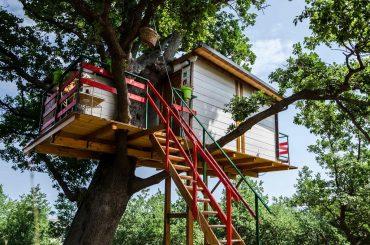 hotel particolari unusual hotels casa sull'albero
