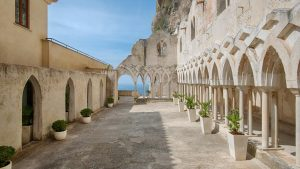 NH Collection Grand Hotel Convento di Amalfi-dormire in abbazia eremo italia