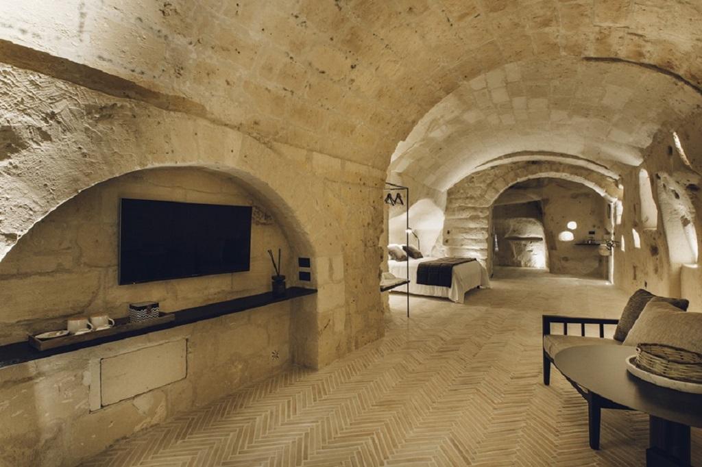 Palazzotto residence & winery hotel grotta matera -1-principale
