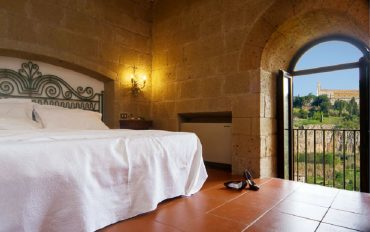 hotel la badia di orvieto dormire in abbazia